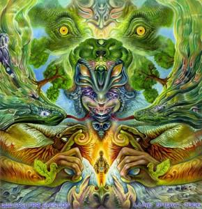 Salvia Art - Divine Experiene