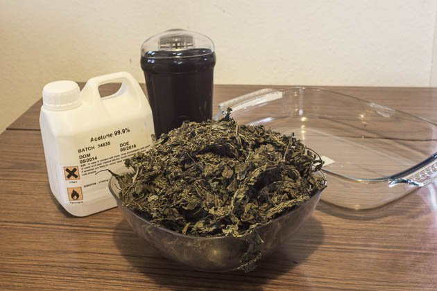 How to Make Salvia Extract
