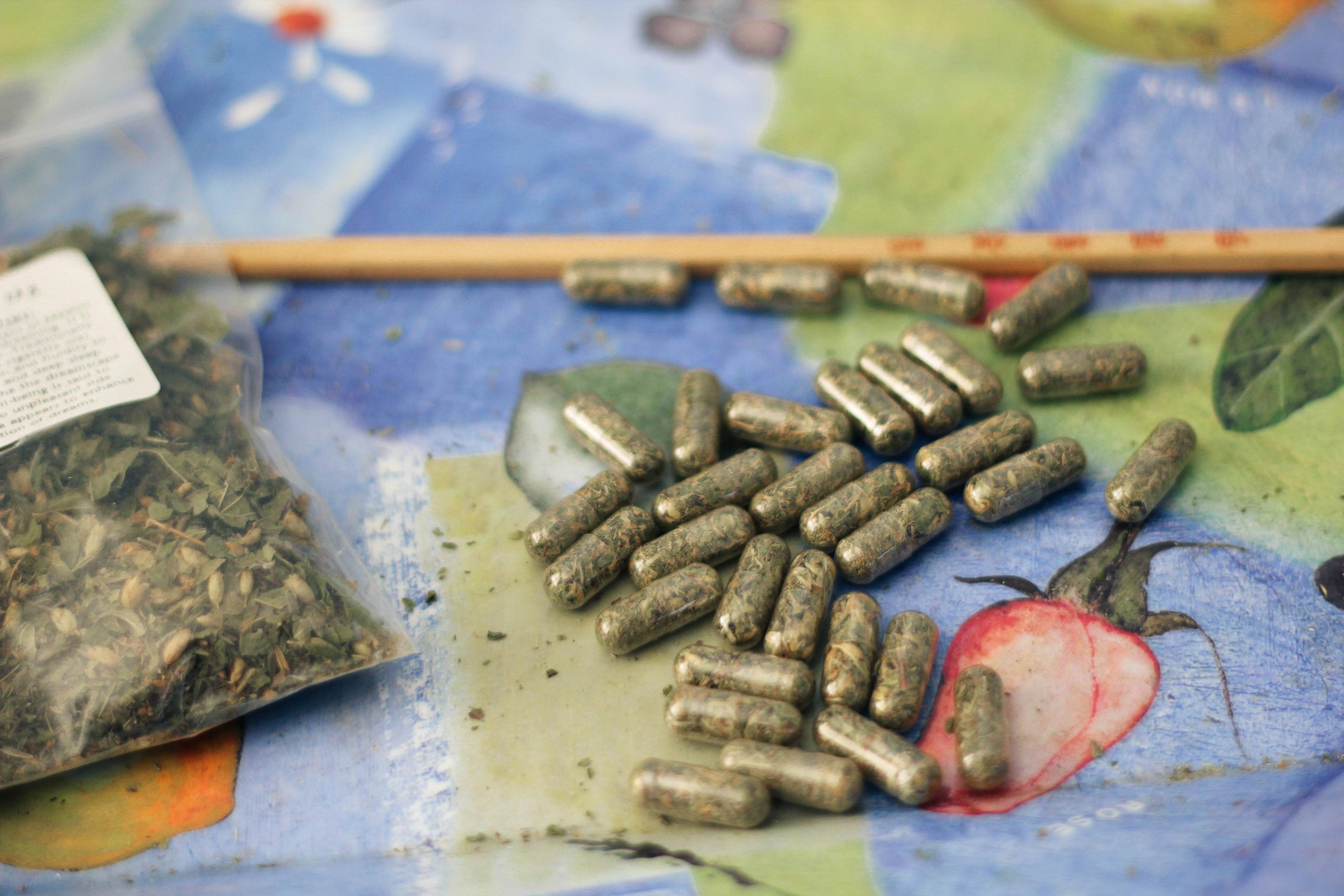 Calea zacatechichi pills | SalviaExtract.com