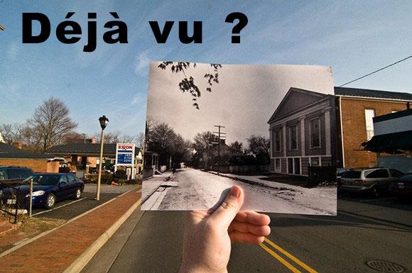 "A ""déjà vu"" moment: The mystery explained"
