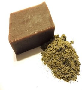 soap made from kratom