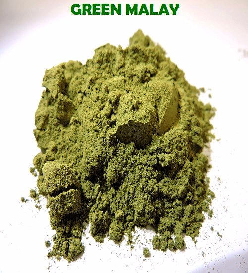 Green Malaysian Kratom