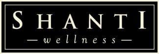 Shanti Wellness CBD Logo