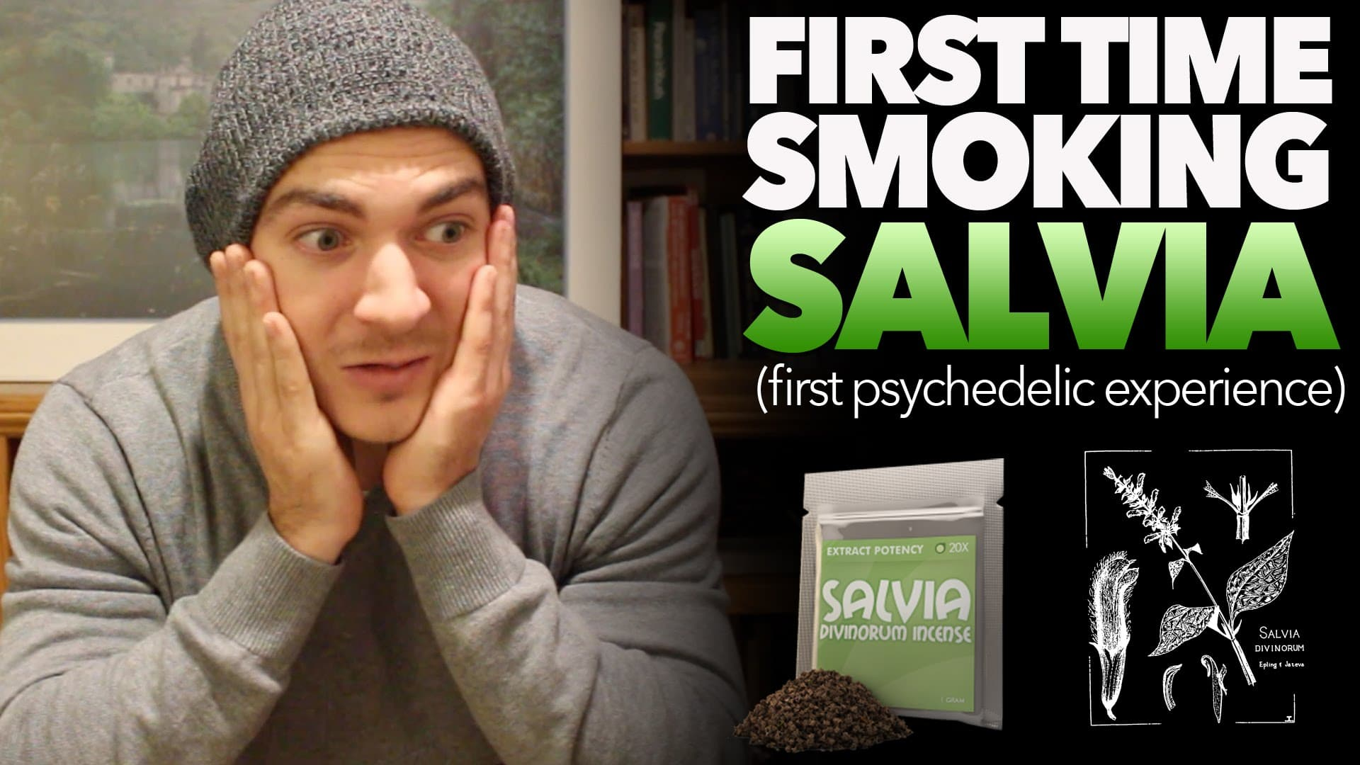 smoking salvia divinorum extract