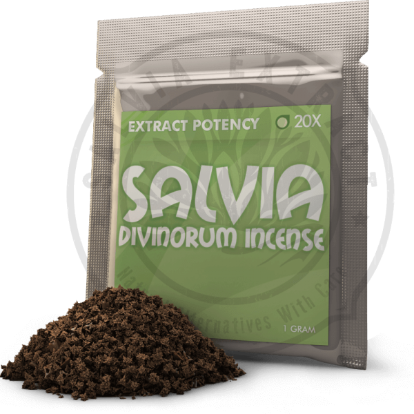Salvia divinorum Extract 10X for sale