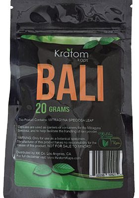 Bali Kratom Capsules for sale