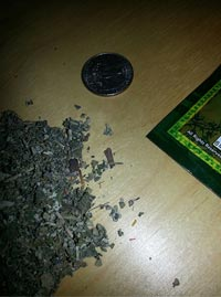 Chrono Smoking Blend Quarter