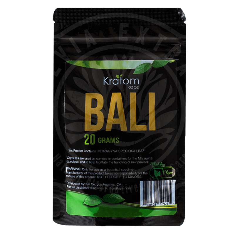 Bali Kratom for sale