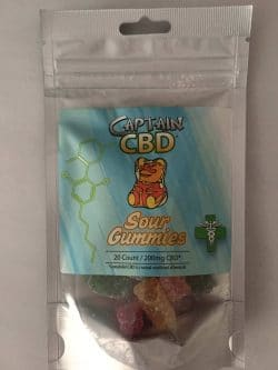 CBD Sour Gummies for sale