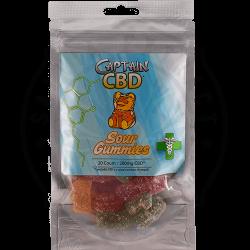 Captain CBD Gummies Classic