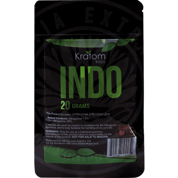 Kratom Kaps Indo for sale