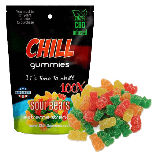 CHILL_Sour-Bears_2 for sale