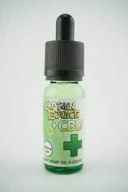 Captain CBD E Juice 200 mg