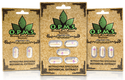 Opms gold kratom extract for sale