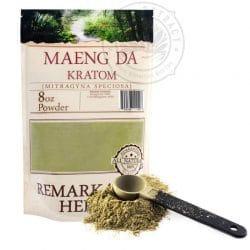 Remarkable Herbs Maeng Da Kratom Powder for sale