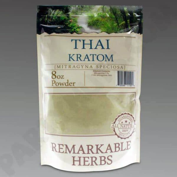 Remarkable Herbs Thai Kratom Powder for sale