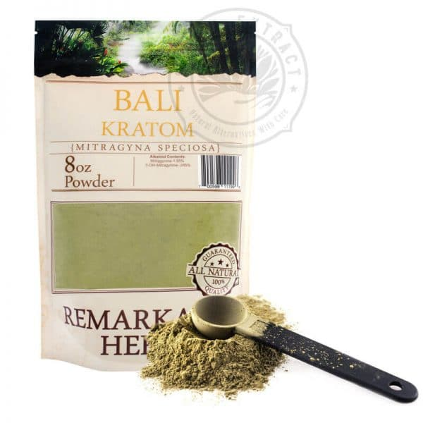 Remarkable Herbs Bali Kratom Powder for sale