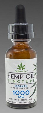 Green Leaf Hemp Oil 1000MG for sale
